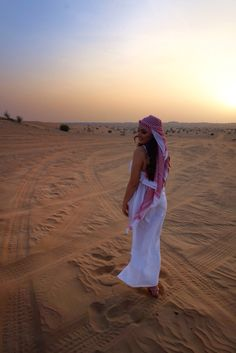 Dubai safari Arabian vibes