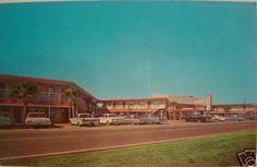 Yep, we stayed there too.  Fun 'n' Sand Motel, hwy 98 postcard. Panama City Beach, Florida. by stevesobczuk, via Flickr