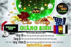 Cầu may hấp dẫn vào ngày chủ nhật với sự kiện Giáng sinh nhận ngay IPAD. Xem thông tin sự kiện hấp dẫn này tại: http://iwin280.com/cau-may-giang-sinh-iwin-online-vao-chu-nhat-day-hap-dan