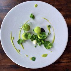 """Gourmet food """"Repinned by Keva xo""""."""