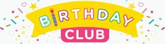 Birthday Club- set up a free birthday phone call for your child