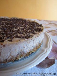 Gaštanový cheesecake - obrázok 3
