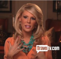 Gretchen Rossi's haircut!