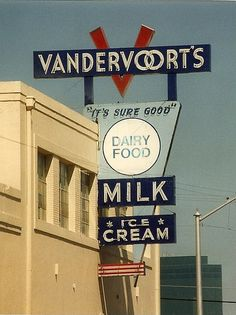 vintage fort worth neon signs   Vandervoort's, Ft. Worth   Flickr - Photo Sharing!