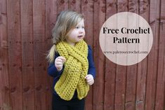 This post includes affiliate links - Please see my disclosure policy for more info. Such a cute little scarf pattern that my daughter...