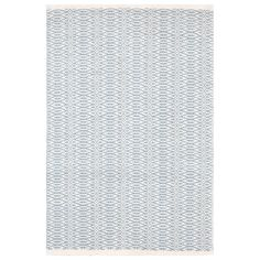 Graphite Neutral Striped Wool Rug