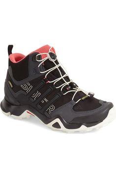 f1b93be63e3 adidas  Terrex Swift R Mid GTX  Gore-Tex® Hiking Boot (Women