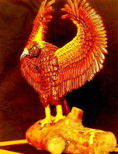 My Phoenix Arisen by jshapeshifter.deviantart.com on @deviantART