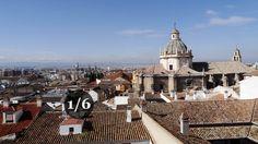 GRANADA | CENTRO | Vistas desde la terraza del Hotel Molinos, en pleno barrio del Realejo. 1/6
