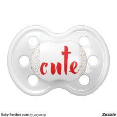 Baby Pacifier cute