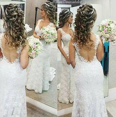 Pra quem tá pensando em cabelo semi solto para o grande dia �� Olha que inspiração diiva �� Foto by @nanidinizcabelos �� #vestidos #atelie #estilista #vestidodenoiva #linda #madrinha #maravilhosa #perfeito #diva #top #noivadossonhos #noivadoano #weddingdress #casamento  #madrinhas #madrinhasdecasamento #entradadanoiva #bolo#bolodecasamento #flores #penteado #grinalda#wedding #voucasar #noivado #bride #noiva #prewedding http://butimag.com/ipost/1496620794531742089/?code=BTFEK7lhwGJ