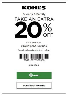Are you looking for the best January 2020 Kohls coupons? Use this roundup to find 2020 Kohls printable coupons and promo codes. Many of can be stacked to save even more! Kohls Printable Coupons, Store Coupons, Online Coupons, Shopping Coupons, Discount Gift Cards, Discount Coupons, Kohls Discount Code, Kohls Promo Codes