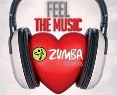 FEEL THE MUSIC ... ZUMBA!