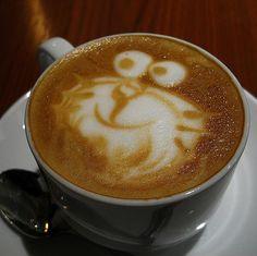 Beautiful coffee art examples (53)
