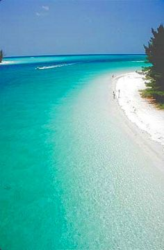 Anna Maria Island beach in Florida, USA