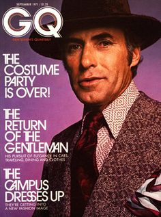GQ regroups after search for identity, September, 1971, and decides to go Avant Garde