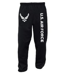 e45e05b5ecdc Men s Cotton Trousers Sweatpants U.S. Air Force Adult Casual Pants  Jamickiki New Fashion Casual Jogging Slim Fit trousers Men s Sport Pants