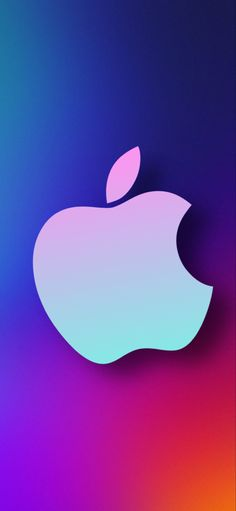 Apple Logo Wallpaper Iphone, Iphone Homescreen Wallpaper, Apple Wallpaper, Iphone Wallpapers, Wallpaper Backgrounds, Apple Background, Apple Picture, Wallpaper Pictures, Colorful Wallpaper