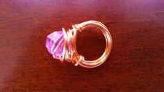 The Princess Ring by CreativeCultures on Etsy