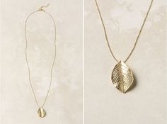 anthropologie necklace for simple jewelry days