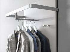Built-in wardrobes | Hallway | Fox | Sudbrock. Check it out on Architonic