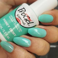 #ManiMonday: This Honey Dewy mani is the perfect look for spring/summer. Nails by Geloso Nails. #gelmanicure  #nailsofig #nailsofinstagram #mani #manicure #supernail #supernailprogel #supernailprofessional #progel #nailtech #nailtechnician #manicurist #pedicure #nailsalon #nailsdid #nailswag