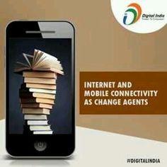 Digital India programme aims to makes textbooks available in the form of e-Books which can be downloaded on laptops.#DigitalIndia#DigitalLiteracyडिजिटल इंडिया कार्यक्रम के अंतर्गत सभी पुस्तकों की इ-बुक्स बनाई जाएगी जो कहीं भी डाउनलोड की जा सकेंगी।