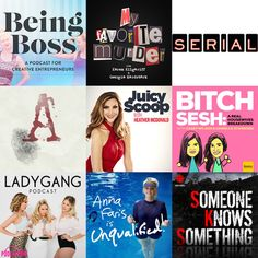 Favorite Podcasts of 2016   Carrie Bradshaw Lied   Bloglovin'