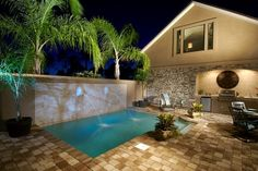 An ICI Homes' outdoor space. #GreenleafPreserve #nocatee #pool