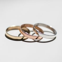 Tomboy Ring, Silver - Rings - Catbird