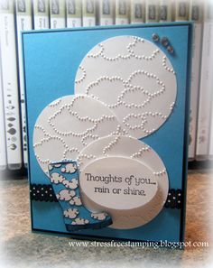 Stress-Free Stamping with Shana