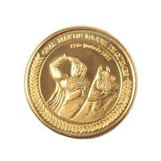 SALTA MEDALLA DE RECUERDO(Anverso medalla: Monumento Güemes