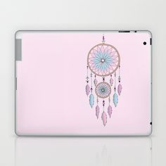 Dream Catcher Laptop & iPad Skin by Haleyivers - $25.00