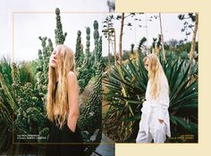 Stories Collective / Lichen Oddity / Photography Javier Castán / Styling Claire…