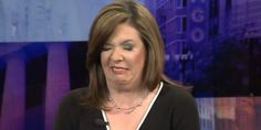 One of the many faces of  Robin, morning news caster WGN