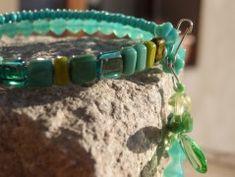 Simira - Náramek Barvy jara - uiris Turquoise Bracelet, Bracelets, Jewelry, Jewlery, Jewerly, Schmuck, Jewels, Jewelery, Bracelet