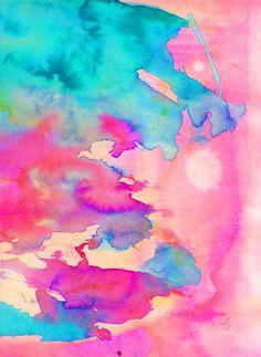 Dawn Light Art Print by Amy Sia | Society6