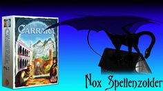 """Uitleg & Review van het spel """"De Paleizen van Carrara"""", uitgegeven door White Goblin Games, door Nox' Spellenzolder. Vragen, opmerkingen of verzoekjes, mail ..."""