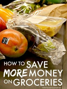 We've saved a whole heap of money on our groceries in the last year. But I had a feeling we could save more. I've cut out...
