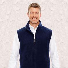 Obtain the smartest Ash City-Core 365-Journey  Mens Fleece Vests-88191T