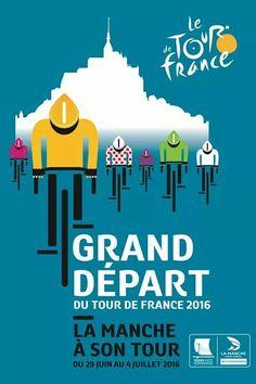 Tour de France 2016, Grand D'epart