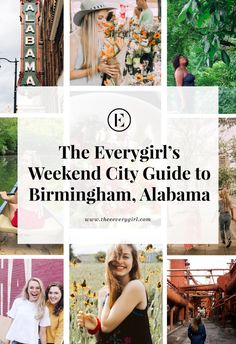 The Everygirl's Weekend City Guide to Birmingham, Alabama #birminghamalabama #cityguide #theeverygirl Travel Goals, Us Travel, Birmingham Alabama, Senior Trip, Sweet Home Alabama, Girls Weekend, Travel Pictures, Travel Guides, Travel Tips