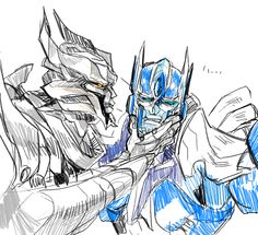 Galvatron || Optimus