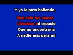 Me Rio De Ti   Gloria Trevi   Karaoke