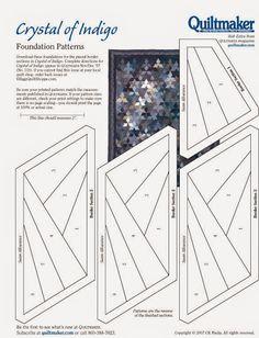 пэчворк - Lena Veritas - Веб-альбомы Picasa     a QM pattern