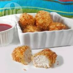 Baked Chicken Nuggets @ allrecipes.co.uk