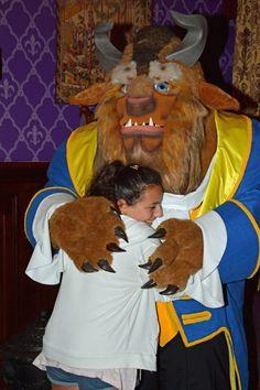 Meeting the Beast!
