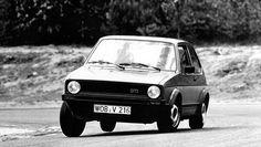 1976 VW Golf Mk1 GTI
