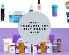 Best Products For Oily Prone Skin Beauty Tips, Beauty Hacks, Cleanser For Oily Skin, Neutrogena, Skincare Routine, Good Skin, Beauty Skin, Skin Care, Fashion