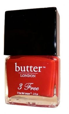Come to Bed Red from Butter London